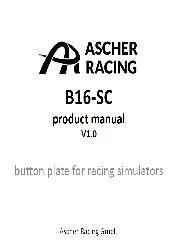 B16-SC Anleitung